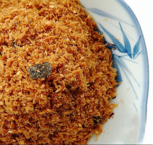 海苔素魚酥300g 1