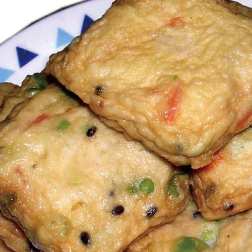 Q嫩野菜豆腐170g 1