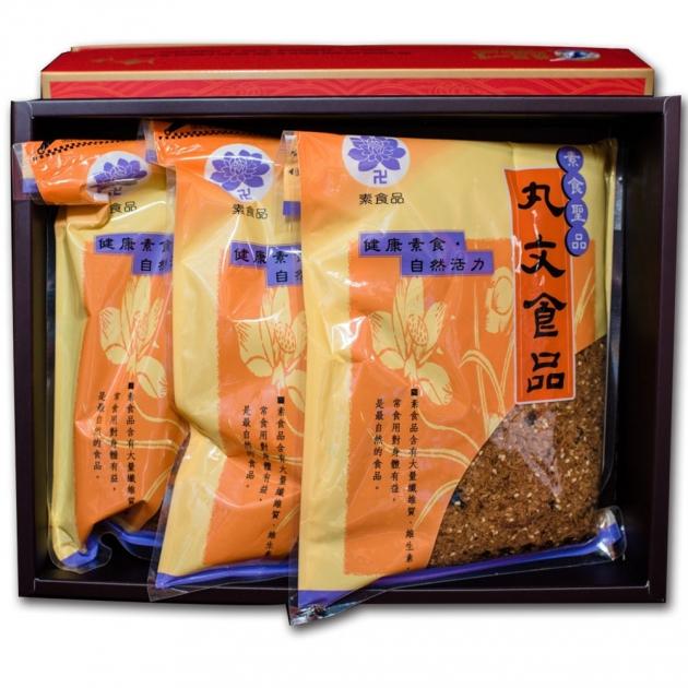 素三寶旗聚禮盒 1