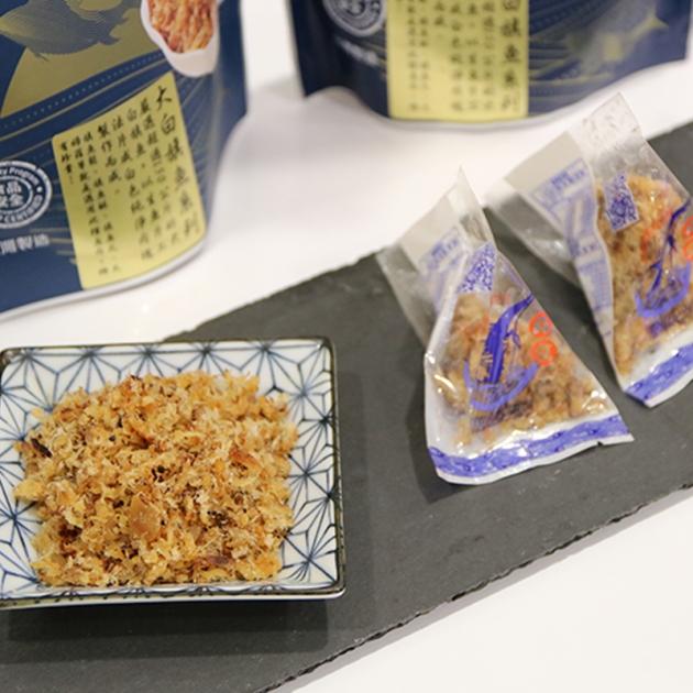 最營養的點心丸文古早味旗魚鬆一口滿足隨手包 口感富含嚼勁 2