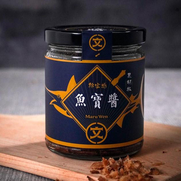魚寶醬黑胡椒 1